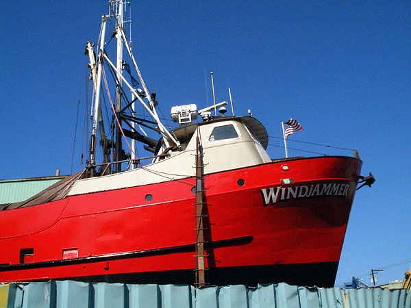 F/V Windjammer
