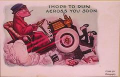 Car Poster (kawwsu29) Tags: kansas museums mcpherson carposter vanimanhouse francisallenvaniman mcphersonmuseum