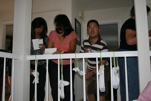 bev's baby shower