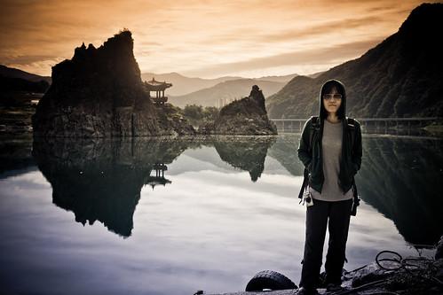autumn camping - ChungBook DanYang