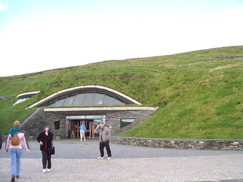 Ireland - Cliffs of Moher visitors center