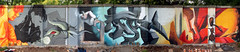 colored-effects (mrzero) Tags: friends streetart eye art colors girl face lines wall effects graffiti 3d paint hungary character letters budapest style meeting spray human heat styles colored cans graff cfs hepi mrzero bki breakone