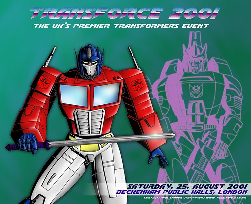 Transforce 2001 Poster