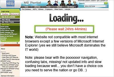 Singapore's Worst Website – NS.SG? | A L V I N O L O G Y