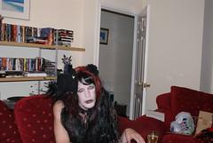 Tal 5 (Talia Monique) Tags: cross gothic goth culture dressing tranny heels gothicculture