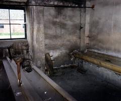 1996-090624 (bubbahop) Tags: holocaust experiments war wwii 1996 poland medical worldwarii auschwitz worldwar2 birkenau concentrationcamp oswiecim mengele oświęcim europetrip4