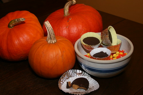 Halloween Party Recipe - Peanut Butter Cups