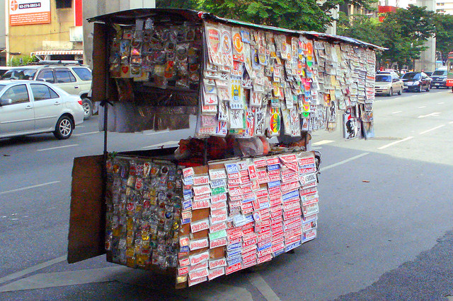 Mobile Shop in Bangkok
