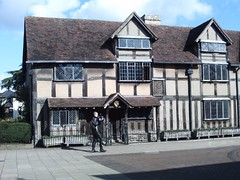 Anachronisms 'R Us (Austruck) Tags: shakespeare birthplace stratford
