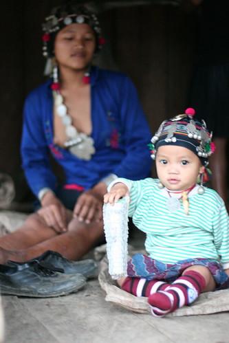 Laos raw