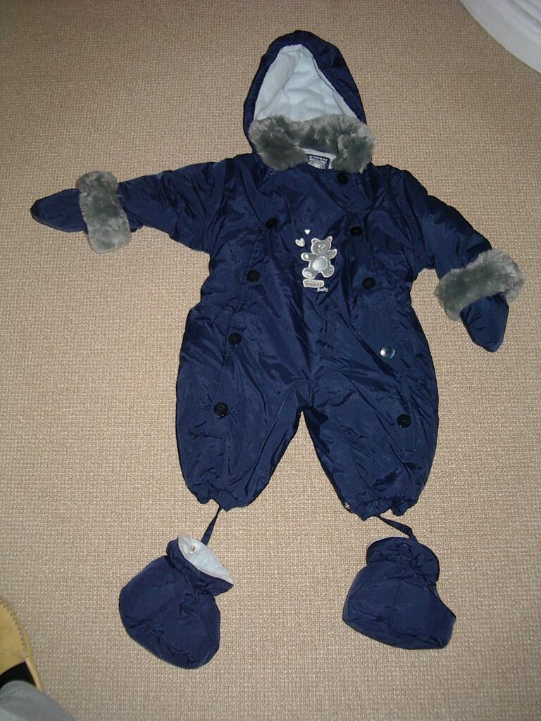 Baby Fleece Snowsuits Fleece Snowsuits Adoption Asian Baby