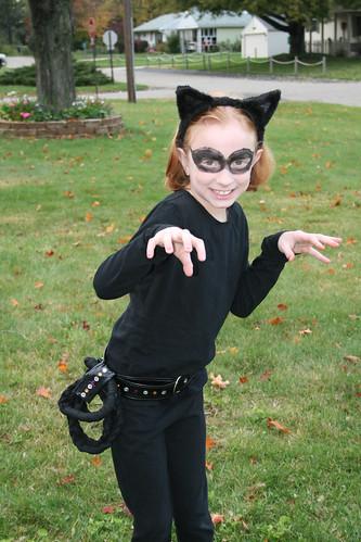 Catwoman aka Mattey