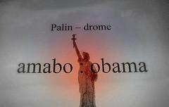 palindrome (8mobili) Tags: usa hope change vote obama palindrome anagram barackobama barack palindromo yeswecan sarahpalin november4th palindrom yeshecan amabo palinsarah 4thofnovember