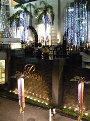 Siam Paragon at night 4