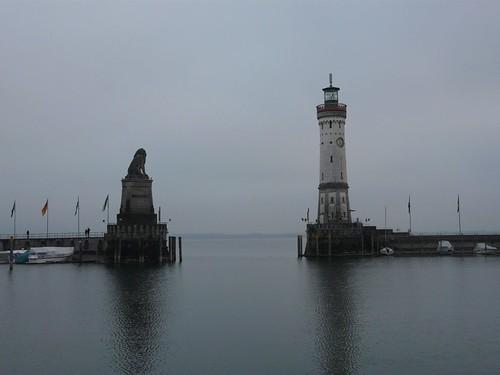 Lindau (Alemania, Lago Constanza) por ti.