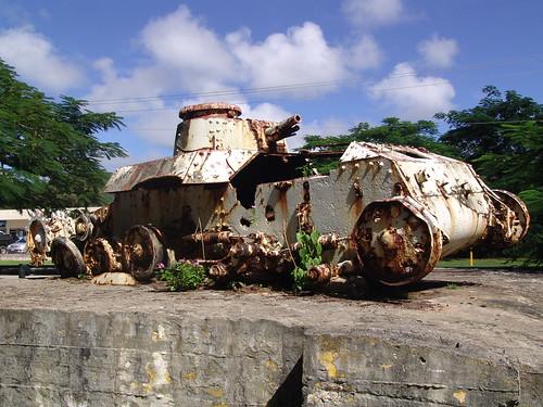 saipan tank