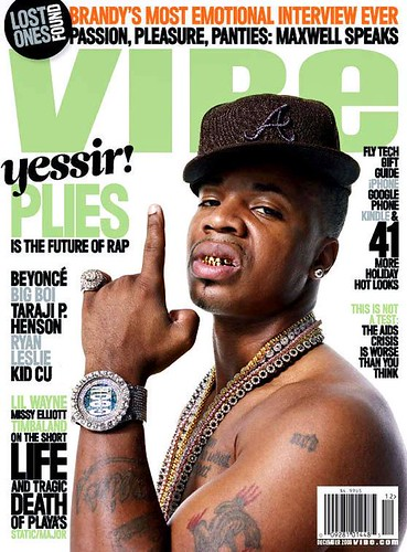 plies vibe magazine december issue
