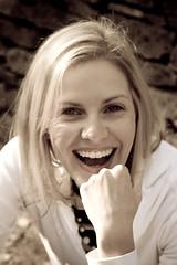 angie 5 (roddyjen) Tags: portrait woman girl outdoors lexington kentucky mcconnellsprings blond canoneos450d canondigitalrebelxsi