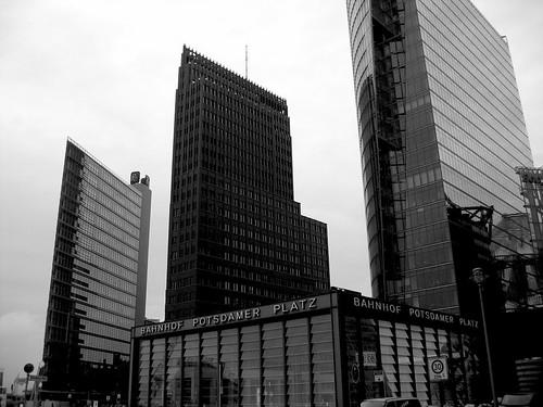 Banhof Potsdamer Platz