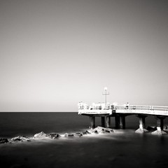 Somewhere (Khaled A.K) Tags: longexposure people speed square pier slowshutter sa jeddah saudiarabia khaled ka saudia jiddah kashkari