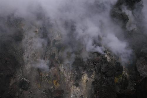Vulkandämpfe