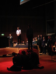 St. John Passion (7) (chicgeekuk) Tags: york uk music laura students university unitedkingdom bach passion universityofyork sjp kishimoto musicdepartment departmentofmusic practicalproject laurakishimoto sirjacklyonsconcerthall laurakishimotoca sjlch pracproj pracproj2008 saintjohnpassion