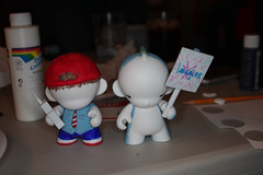 Evan and Noelle's Munny