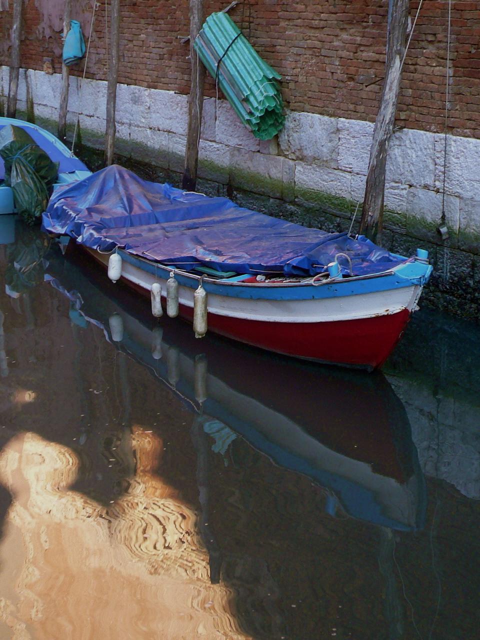 boat venice