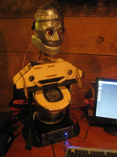 Dorkbot - Robot Encounter