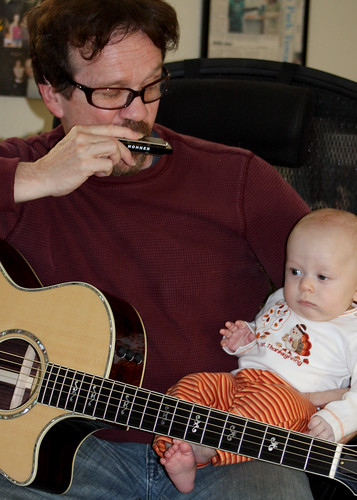 The Baby or the Guitar?