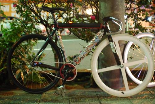 isobe's bike