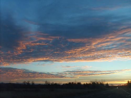 sunrise 12.03.2008