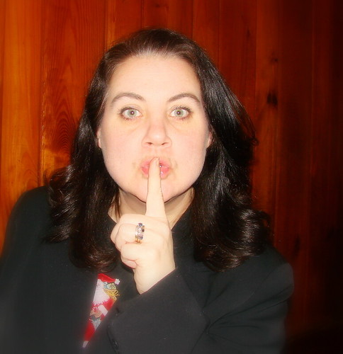 Shhh....I'm going to be 45 this month