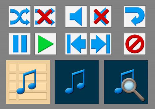 Flipside - Application Icons