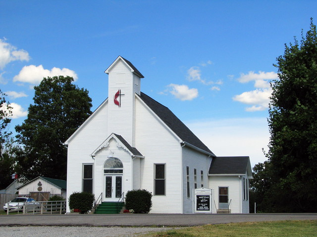 Burns Methodist Church