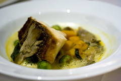 Classic Bouillabaisse with Chilean Sea Bass