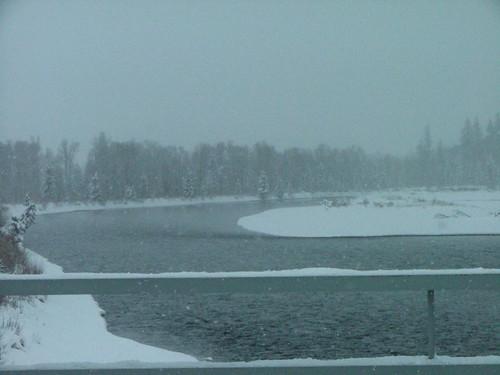 Snake River Jackson December 2008