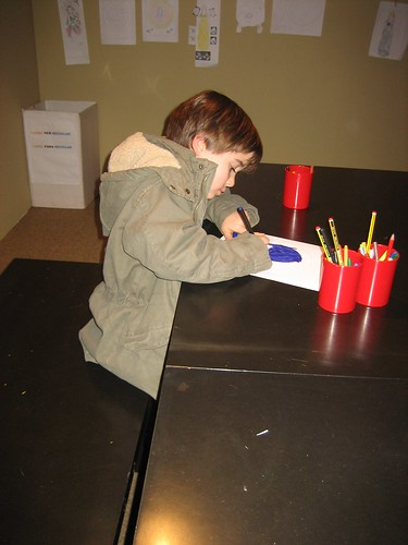CaixaFòrum, 22 dec 2008