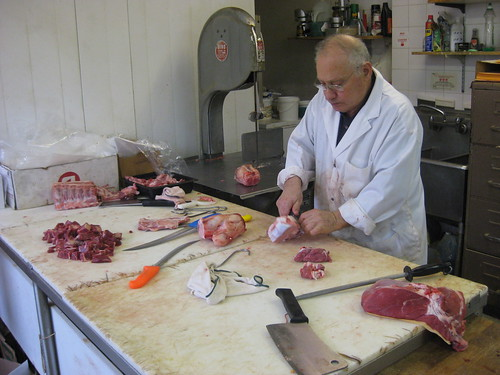 Vince Gasparro's Butcher Shop, Toronto