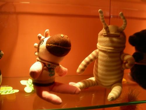 石碇-襪子娃娃