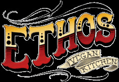 Ethos Vegan Kitchen logo