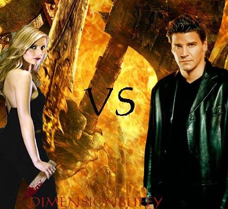 Buffy vs. Angel