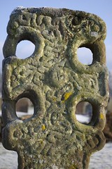 Fascinating stone cross