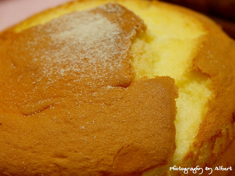 香提蛋糕(原味)