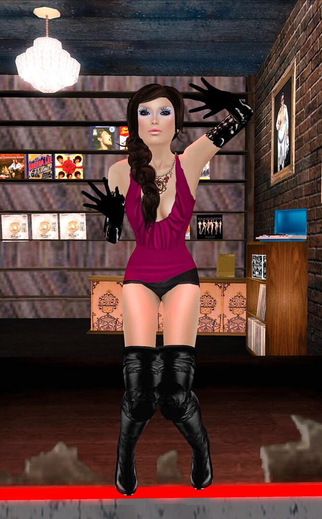 SMS Group Gift + Glam Affair Skin Free + Free Boots