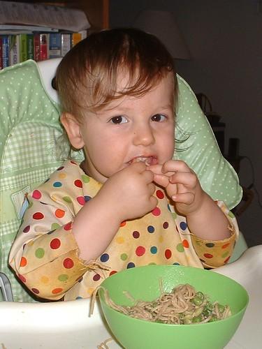 yummy peanut noodles 05-25-11 2