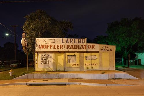 Laredo Muffler & Radiator