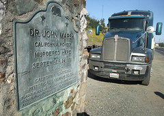 John Marsh murder sire