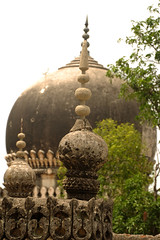 I am Prominent (Bird View) Tags: lighting interior tombs islamic quthubshai architectureshahitombs