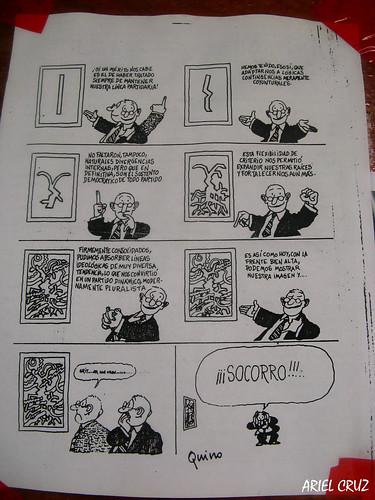 Quino | Caricatura Política